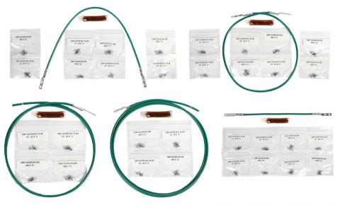 Ground Bonding Jumper Kits group