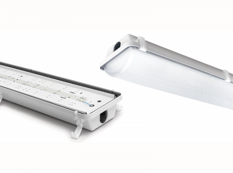 LED Vapor Tight Linear Luminaire Blog Post