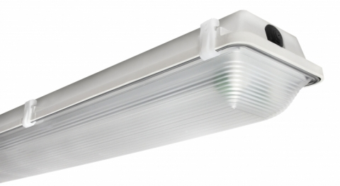 Narrow Body LED and Fluorescent Linear Luminaires