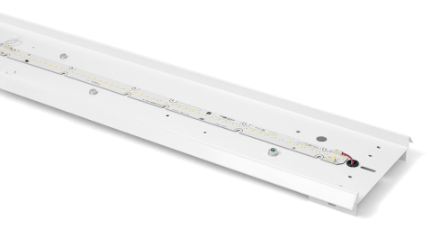 LED Retrofit Conversion Kit for Strip-Type fixtures