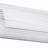Acrylic Ribbed Diffuser for 4-Ft fixture