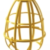 Plastic Safety Cage