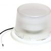9-Watt LED Luminaire: Keyless