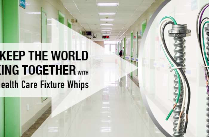 Health Care Grade Fixture Whips