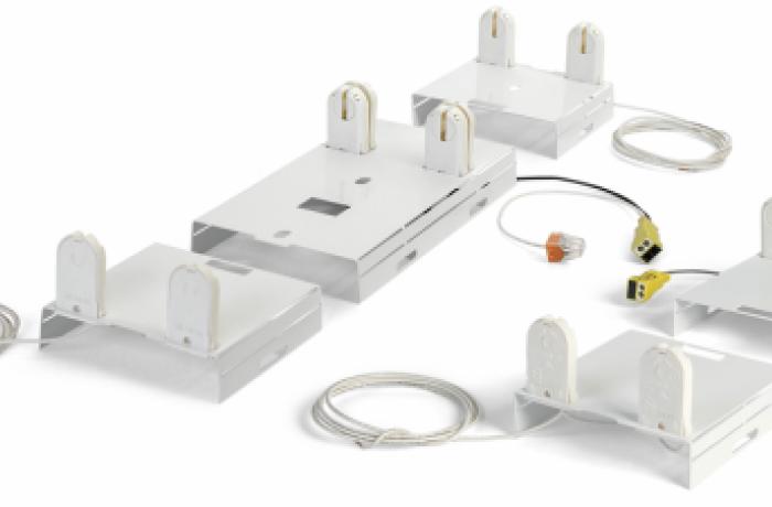 Single and Dual End Powered Fixture Bracket Kits_2