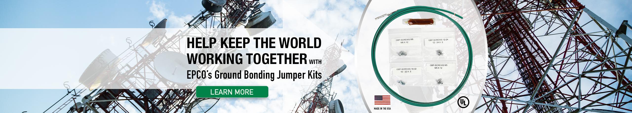 Ground Bonding Jumper Kits