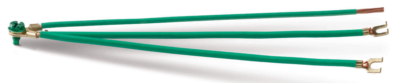 Dual-Gang Ground Bonding PigTails | Engineered Products Company (EPCO)