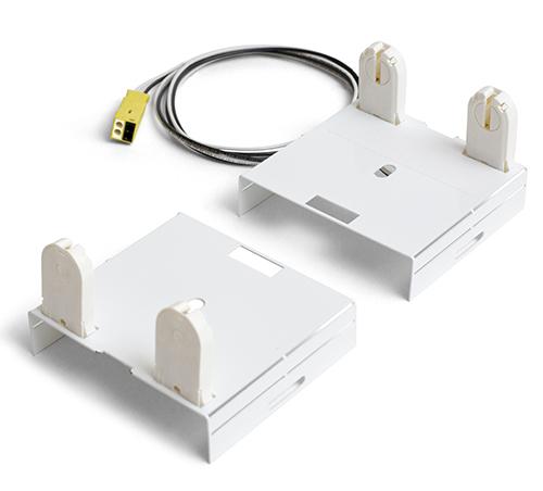 T5 And T8 LED Fixture Bracket RetroFit Kits